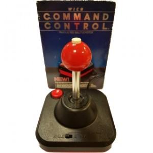 Gammal hederlig red ball joystick