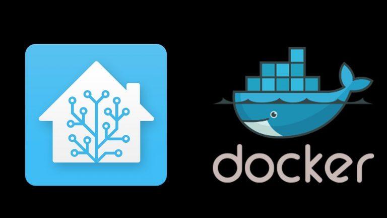 Home Assistant på NUC med docker | Planet4